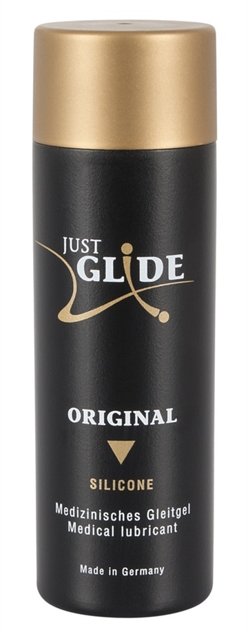 Just Glide Silikone glidecreme 100ml
