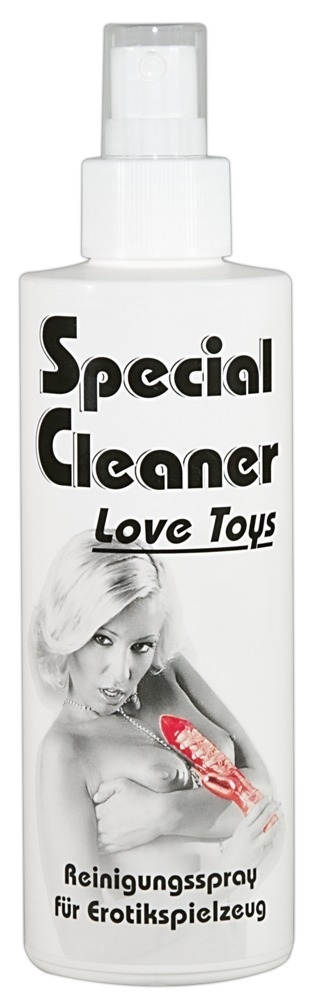 Special Cleaner Love Toys legetøjsrens 200ml