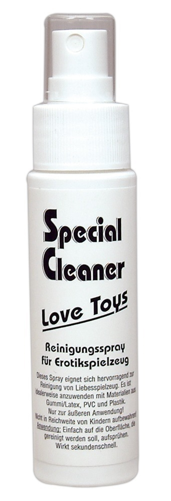 Special Cleaner Love Toys legetøjsrens 50ml