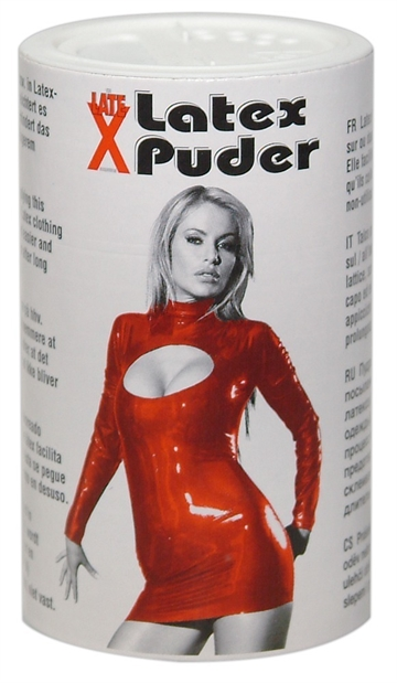 Latex talkum pudder 50g