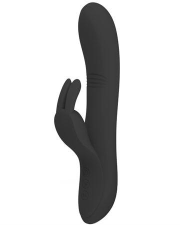 Pretty Love Dylan Waving sort G-punkt vibrator dildo