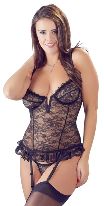 Cottelli Collection Sort lingerie top