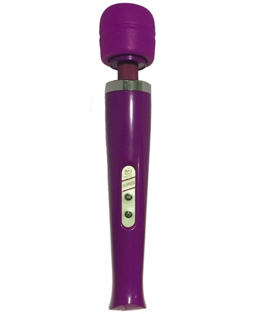 Magic Wand Lilla Power Opladelig Massager