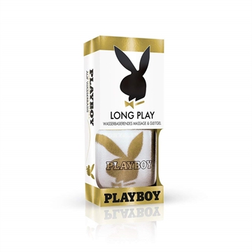PLAYBOY Long Play Silikonebaseret glidecream