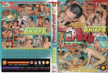 Guys go crazy Vol. 26, gay film