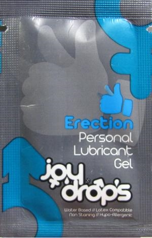 JoyDrops Erection gel 5ml