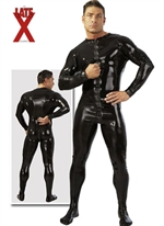 LateX herre full bodysuit