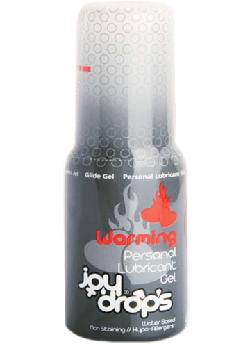 Joy Drops Warming Stimulans Gel 50ml